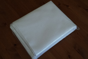 Felt Mat or Pad for Chinese Painting and Calligraphy - White