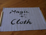 Magic Cloth for Practice Painting or Calliphy Plain(Small)